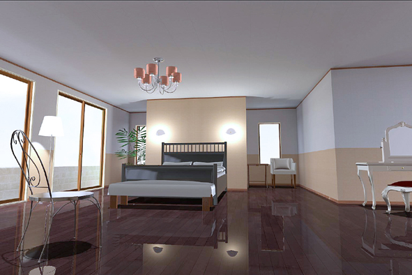 2008 2 13 こだわりの家を自由にシミュレーション! 3d住宅デザインソフト 『shade Home